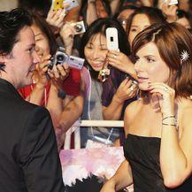 Sandra Bullock i Keanu Reeves (Foto: Getty Images)