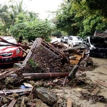 Tsunami pogodio Indoneziju (Foto: AFP)