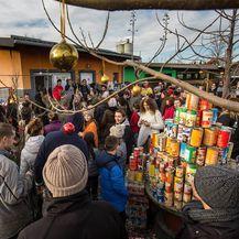 Tradicionalni božićni ručak za pse u osječkom azilu Udruge Pobjede - 4