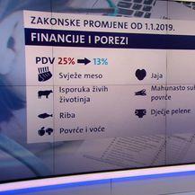 Niz novih zakona pripremila je Vlada u idućoj godini (Foto: Dnevnik.hr) - 1