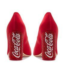 Sophia Webster štikle Coca Cola