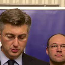 Dvogodišnjica Plenkovićeve najave otkupa dionica Ine (Video: Dnevnik Nove TV)