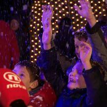 \'\'Snijeg\'\' u Opatiji (Foto: Dnevnik.hr) - 1