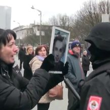 Suzana Radanović, bivša Davorova supruga i majka Davida Dragičevića (Screenshot: Avaz.ba)