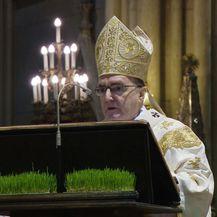 Zagrebački nadbiskup kardinal Josip Bozanić (Foto: Dnevnik.hr)