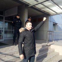 Davor Dragičević pušten iz pritvora (Foto: Buka)