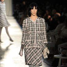 Kostim od tvida, Chanel haute couture, jesen/zima 2013. godine