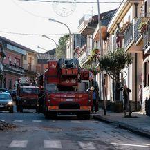 Jak potres u Italiji (Foto: AFP) - 3