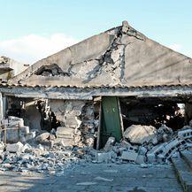 Jak potres u Italiji (Foto: AFP) - 4