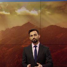 Vremensku prognozu donosi Darijo Brzoja (Video: Dnevnik Nove TV)