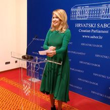 Saborska zastupnica Milanka Opačić (Foto: Dnevnik.hr)