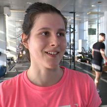 Sportašica Hana Baričić (Foto: Dnevnik.hr)