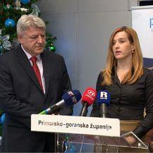 Načelnica općine Omišalj Mirela Ahmetović (Foto: Dnevnik.hr)
