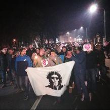 Prosvjed u Banjoj Luci (Foto: Avaz)