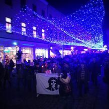 Prosvjed u Banjoj Luci (Foto: Avaz) 2
