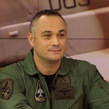 Gost Dnevnika član stručnog tima za nabavu aviona Željko Ninić (Foto: Dnevnik.hr)