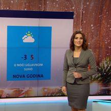 Kakvo će vrijeme biti u silvestarskoj noći donosi Damjana Ćurkov (Foto: Dnevnik.hr)