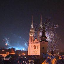 Ponoć je za najveselije (Video: Dnevnik Nove TV)