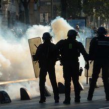 Prosvjedi u Francuskoj (Foto: AFP) - 3