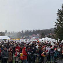 19. stradicionalni doček Nove godine u Fužinama (Foto: Katarina Jusić)