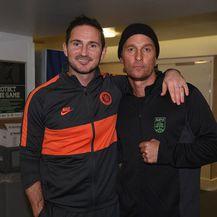 Matthew McConaughey i Frank Lampard