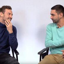 Petar Puškarić i Mirko Ilibašić
