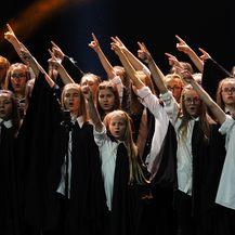 Dječji zbor Glazbene škole u Varaždinu
