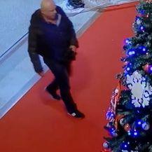 Policija traži kradljivca orašara u Opatiji
