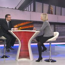 Arsen Bauk gost Dnevnika