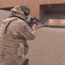 Vježba na streljani