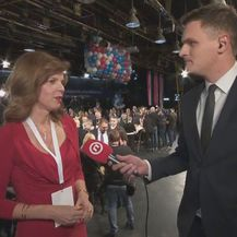 Biljana Borzan i Dino Goleš