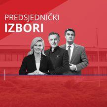 Kolinda Grabar Kitarović, Zoran Milanović i Miroslav Škoro (Foto: Dnevnik.hr)