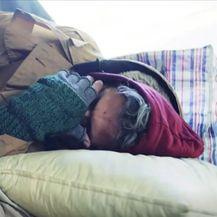 Beskućnik, ilustracija - 1
