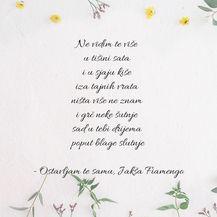 Najljepši stihovi iz pjesama Olivera Dragojevića - 7