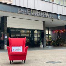 Misteriozne afere ispred Jabuke i kina Europe - 1
