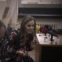 Mara i Alojz Tomašević u sudnici - 2