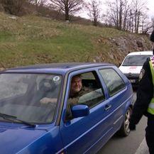 Prometna policija kontrolira e-Propusnice - 1