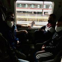 Kupe u vlaku