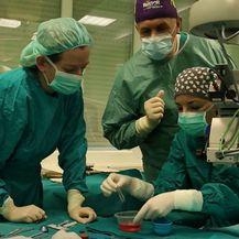 Prva transplantacija rožnice u KBC-u Split - 3