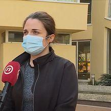 Jelena Milin, socijalna radnica u Domu za starije Zadar