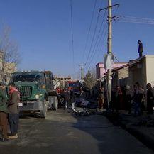 Bombaški napad u Afganistanu - 2