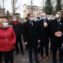 Premijer Andrej Plenković u Sisku