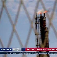 Jakša Barbić je za Novu TV odbacio tvrdnje da je riječ o sukobu interesa (Video: Dnevnik Nove TV)