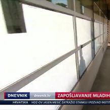 Zapošljavanje mladih (Video: Dnevnik Nove TV)