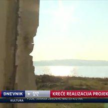 Kreće realizacija projekta Katarina-Monumenti (Video: Dnevnik Nove TV)