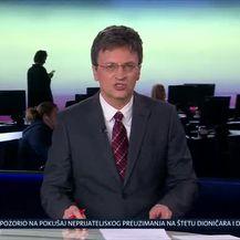Barbara Štrbac javila se uživo ispred zatvora u Remetincu (Video: Vijesti Nove TV u 14)