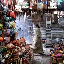 Ponuda na tržnici Jemaa el Fna