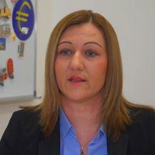 Anita Pavković, prodekanica Ekonomskog fakulteta u Zagrebu (Printscreen Informer)
