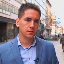Saša Ivanović, financijski analitičar (Printscreen Informer)