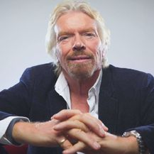Richard Branson (Printscreen Informer)
